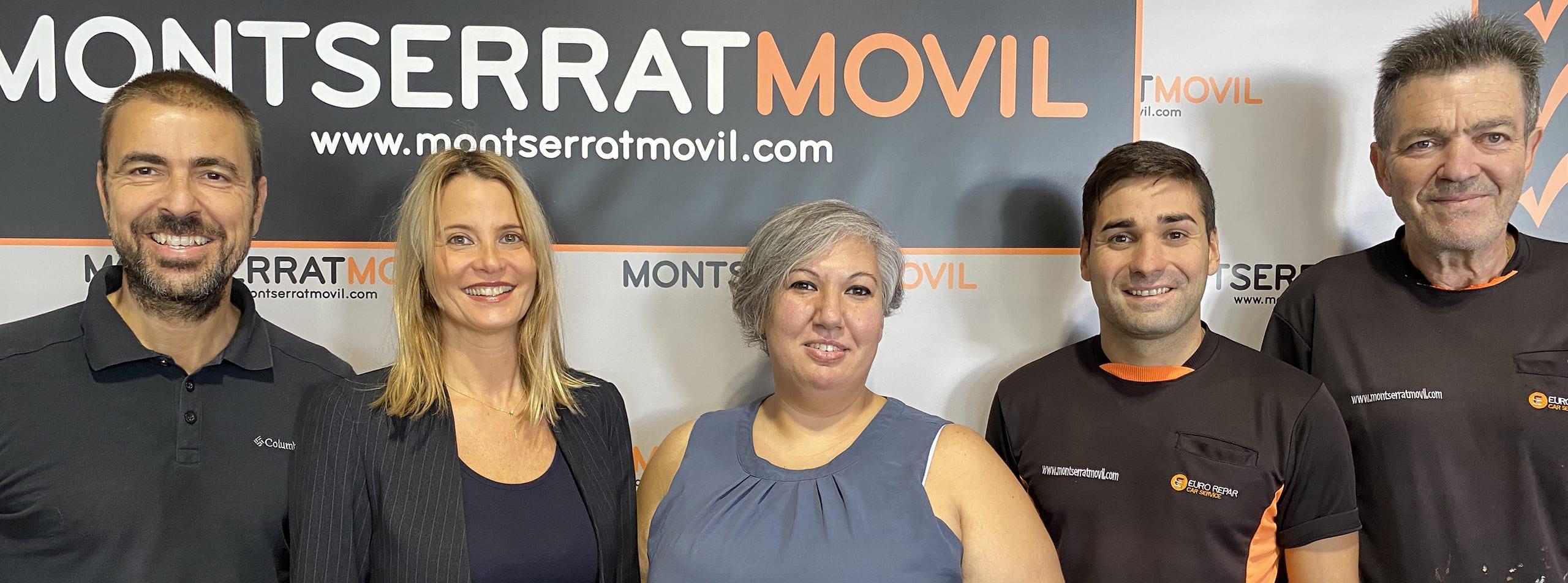 Equipo MontserratMovil